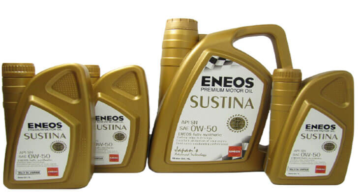 ENEOS 0w-50