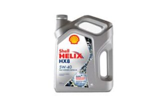 Shell Helix HX8 Synthetic 5W40