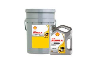 Масло Shell Rimula R4 (X) 15W40