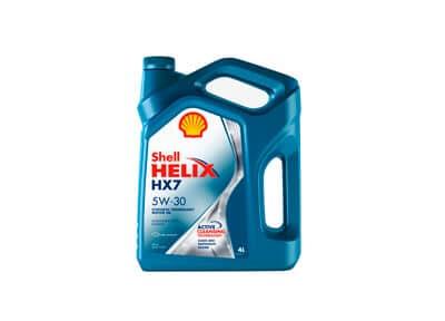 Shell Helix HX7 5W30