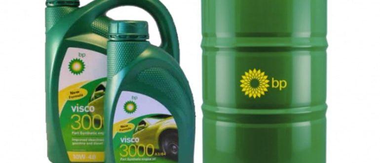 масло bp visco 3000 10w40