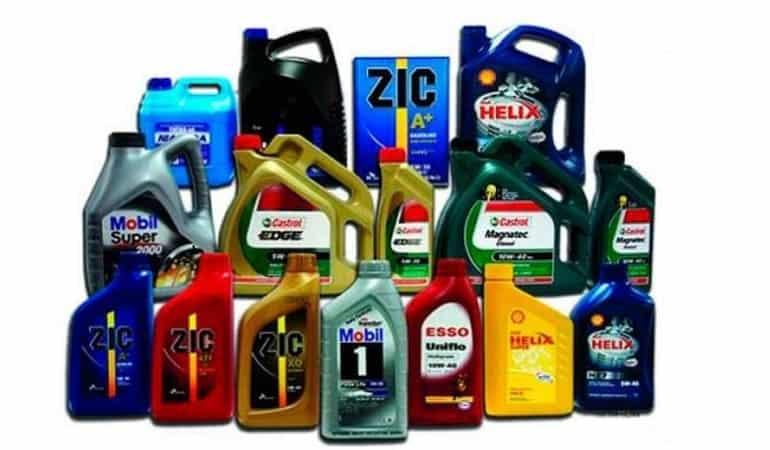 Сервис подбора масла по марке автомобиля