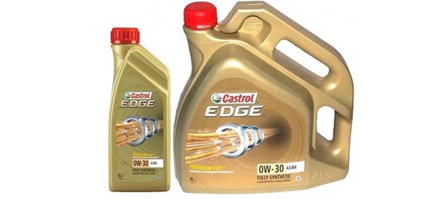 Моторное масло Castrol EDG 0W30