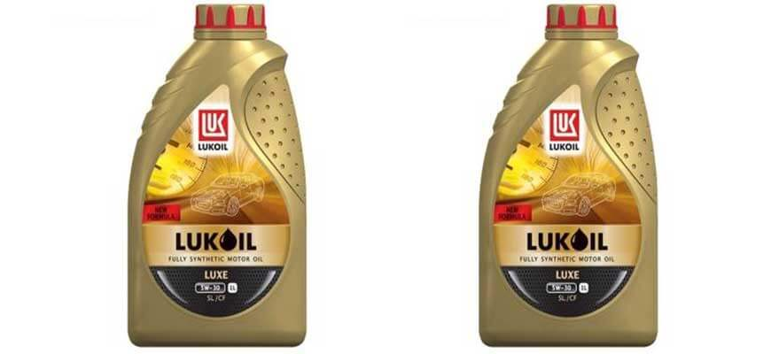 Моторное масло Lukoil-Luxe