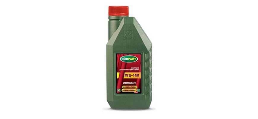 Моторное масло МГД 14М