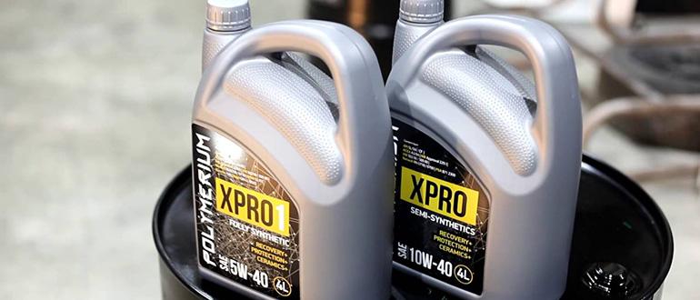 Polymerium Xpro 1