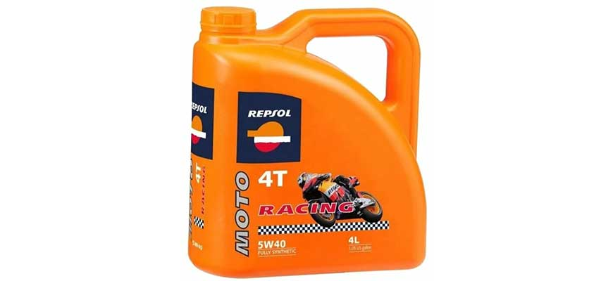 Repsol MOTO RACING 5w40