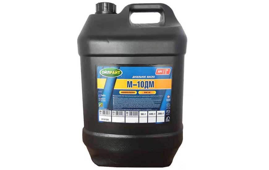 Канистра масла m 10dm sae-30