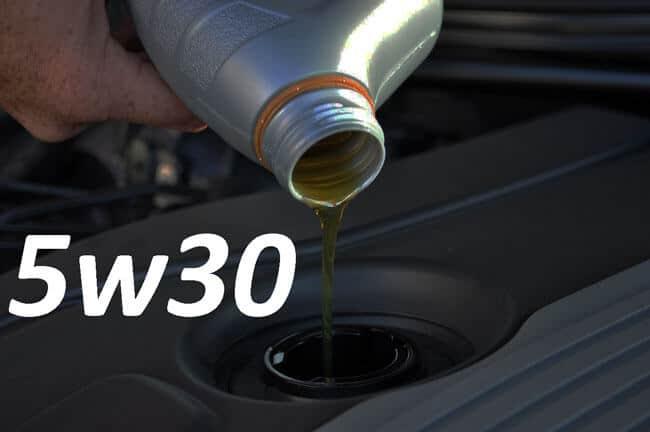 Как расшифровывается надпись 5w30 на автомасле?