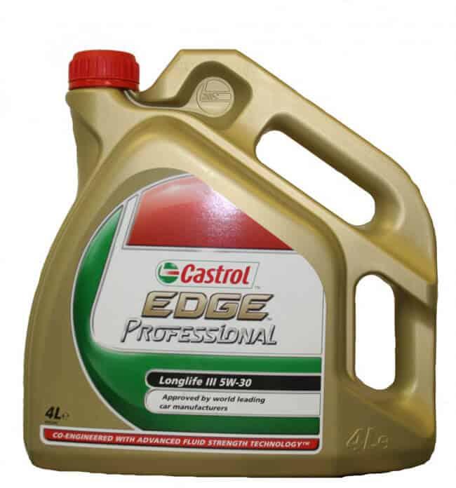 Моторное масло Кастрол 5w30