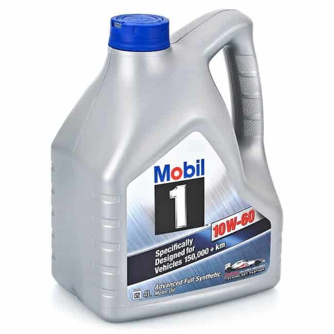 Моторное масло 10w60