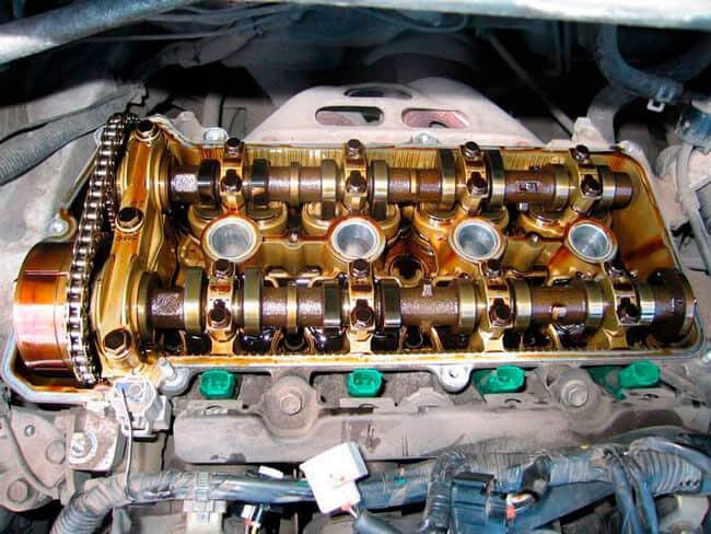 Моторное масло 5w20: SAE