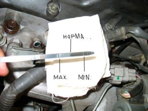 Правильная доливка и замена автомобильного масла