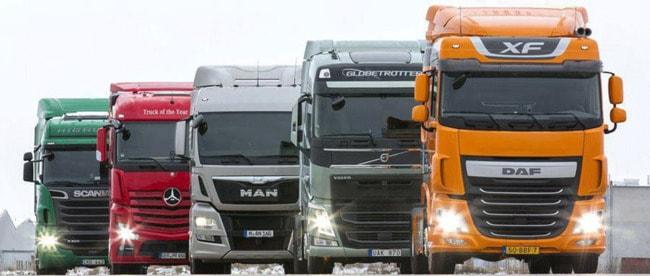 Как выбрать масло для грузовиков?