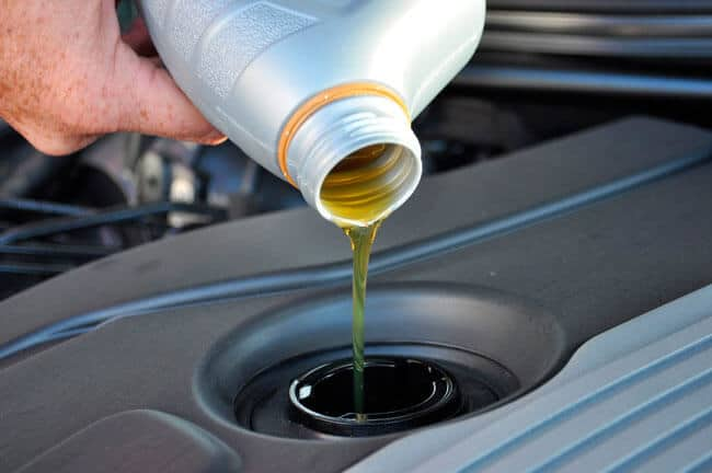 Выбор моторного масла для двигателей на газу