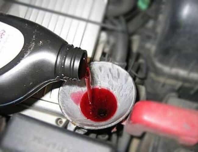 Полусинтетическое трансмиссионное масло для КПП