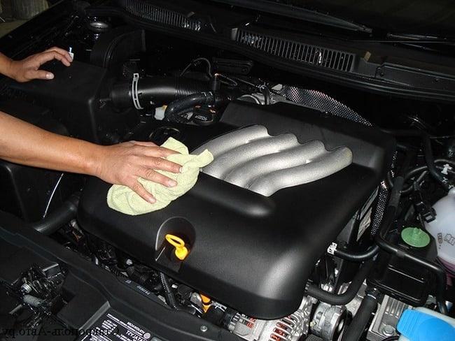 В каких случаях необходимо промывать двигатель?