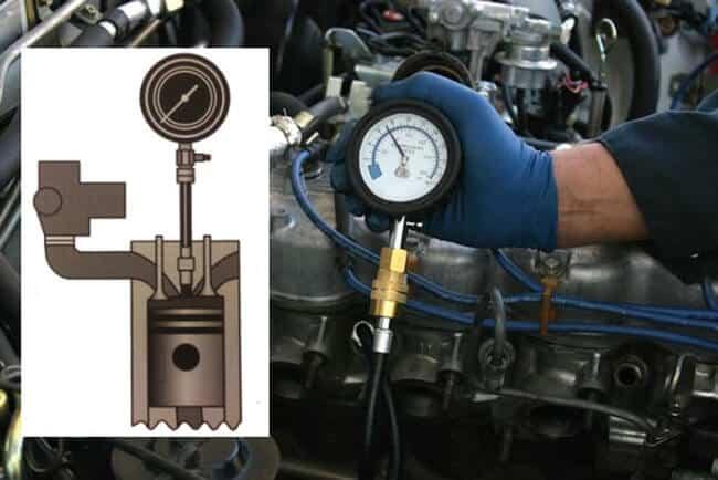 Почему пропадает давление моторного масла в двигателе?