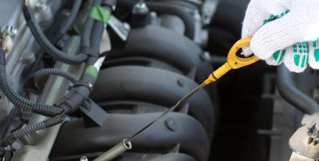 Рост объема масла в дизельном двигателе