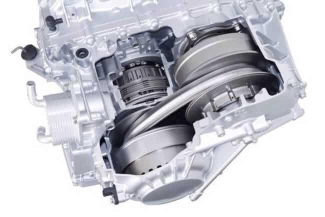 Как нужно заменять масло в вариаторе Toyota