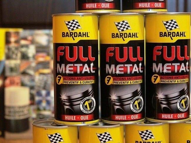 Виды присадок в моторное масло
