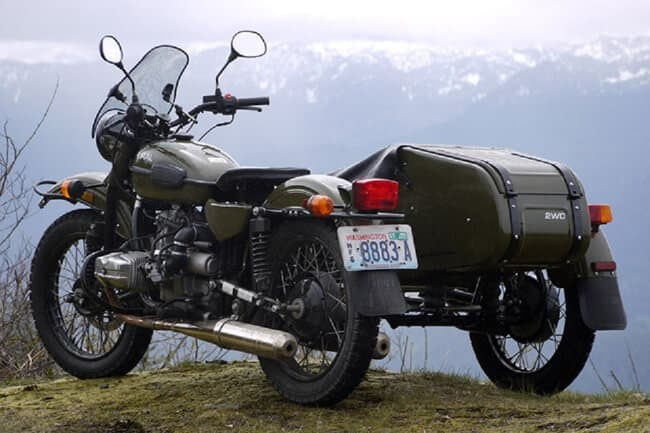 Выбор масла для двс мотоцикла УРАЛ