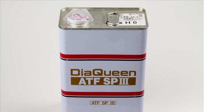Характеристики масла ATF SP3