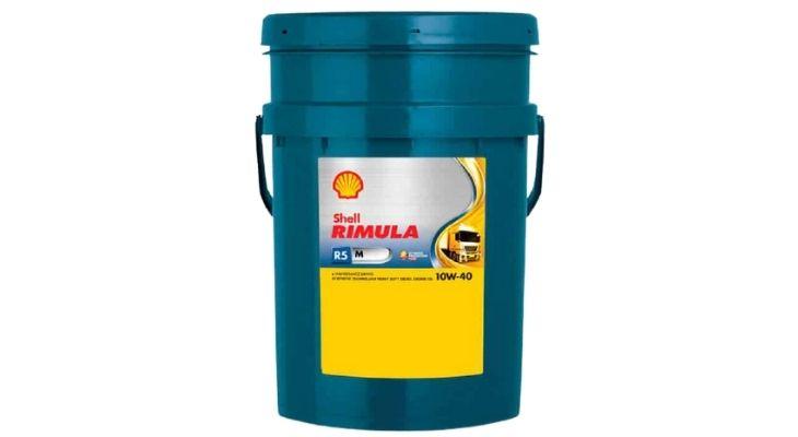 Shell Rimula R5 M 10W40